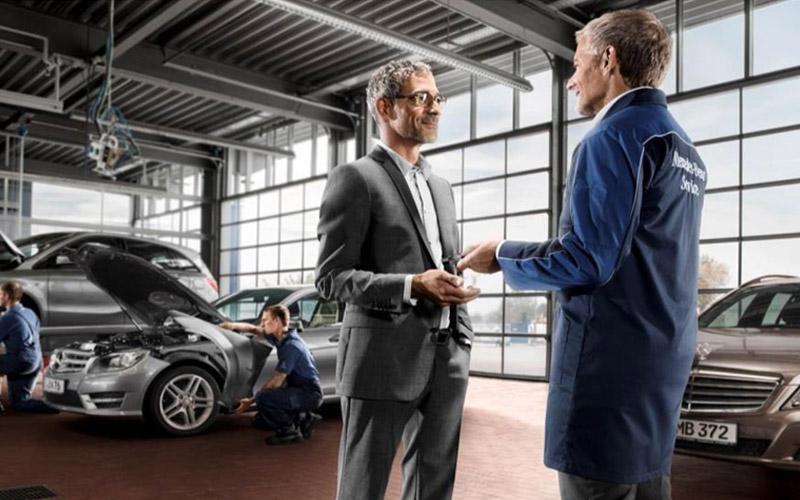 Beitragsbild zu Interne Kommunikation Daimler AG