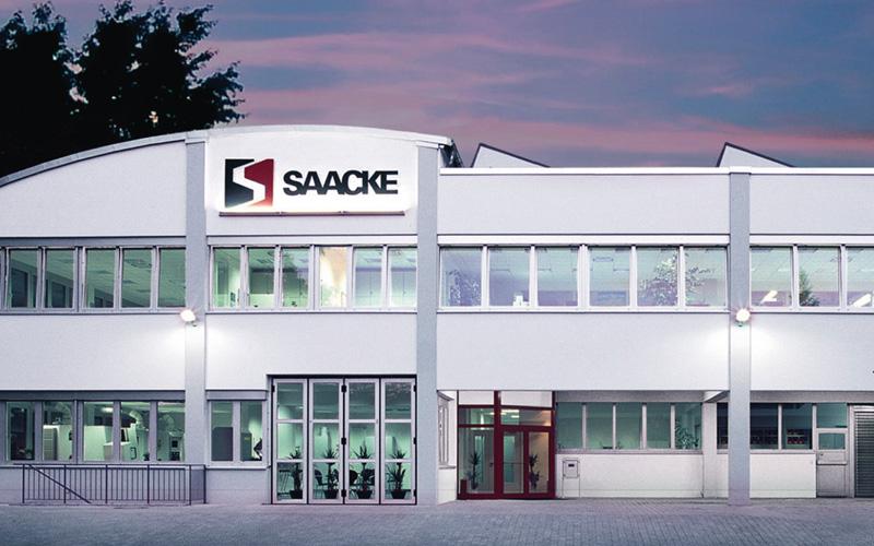 Produktbroschüren für die Gebr. SAACKE GmbH & Co. KG Maschinenbau