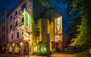 Fotoshooting für das Forum Theater Stuttgart