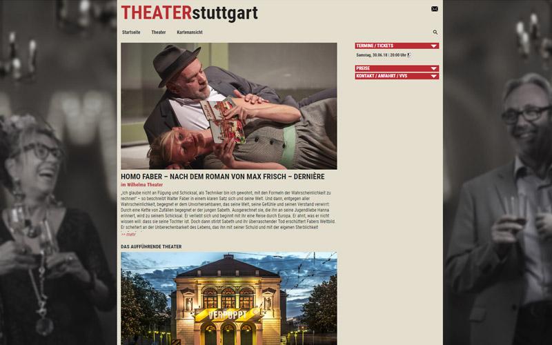 Stückbeschreibung - Theater Stuttgart
