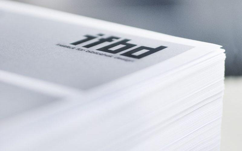 Corporate Design IFBD