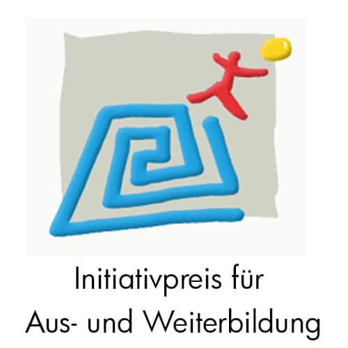 Initiativpreis für Aus- und Weiterbildung - Auszeichnung der Ars Cordis Werbeagentur in Stuttgart