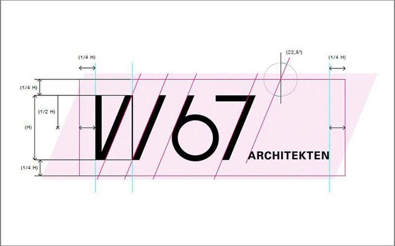 Logo-Design für Architekturbüro in Stuttgart
