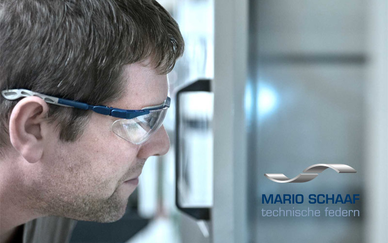 Markenrelaunch der Mario Schaaf Technische Federn GmbH