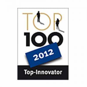 Award - Top 100 Innovator 2012 - für Werbung von der Ars Cordis