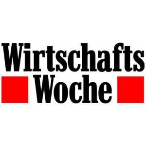 Wirtschaftswoche - verliehen an ein Projekt das von der Ars Cordis Werbeagentur Stuttgart konzipiert wurde